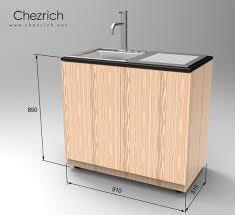 Event Rental Chezrich - Mobile kitchen sink