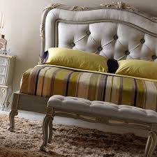 Italian Bedroom Furniture London Modern Classic Italian Designer Button Upholstered Bed Juliettes