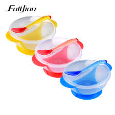 baby plates fulljion bowl plate baby food children s tableware set feeding cup