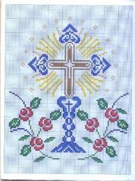 imagenes religiosas a crochet 121 best imagenes religiosas images on pinterest crochet edgings