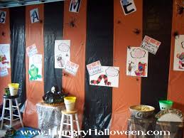 decorating a garage for a halloween party u2022 halloween decoration