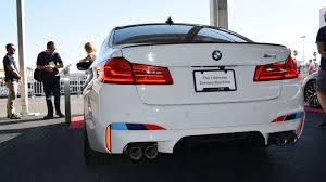 The Original Bmw M5 F90 Prototype Was Rear Wheel Drive Only