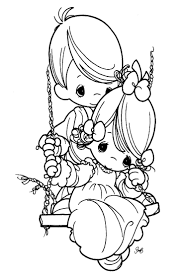 240 best precious moments colouring pages images on pinterest