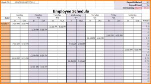 monthly schedule template printable work schedules jpg