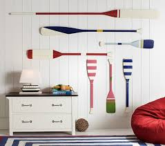 Pottery Barn Kits Oar Decor Pottery Barn Kids
