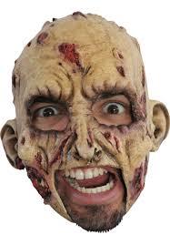 zombie chinless mask zombie halloween mask escapade uk