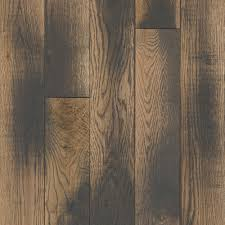 click interlocking solid hardwood wood flooring the home depot