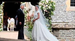 wedding reception dress is this the dress pippa middleton wore for wedding reception
