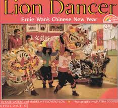 lion dancer book lion dancer ernie wan s new year by kate waters and