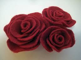 felt flowers learn how to make felt flowers with easy tutorials feltmagnet