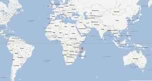 Bahamas On World Map Mayotte Map