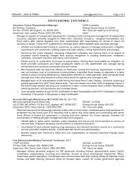 Federal Resume Templates A Sle Federal Resume Federal Resume Template Pdf 52kb Exles