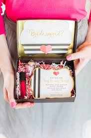 asking bridesmaids ideas glitzy will you be my bridesmaid brunch ideas event company