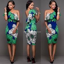ankara dresses 14 beautiful one shoulder ankara dresses for with style