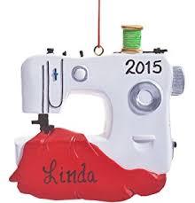sewing machine ornament home kitchen