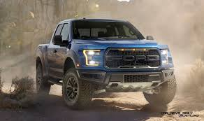 Ford Raptor Rally Truck - 7 trucks that are just as fast as cars