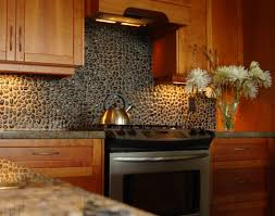 decorations best black and white kitchen backsplash tile home