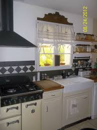 rideau pour cuisine rideaux stores pour cuisine le point du lys