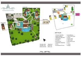 floorplan villa semarapura u2013 tanah lot bali beach villa with 5