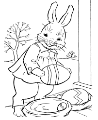 easter colouring pages 21 print color free