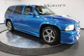 1999 dodge durango rt modern collectibles revealed the1999 2000 dodge durango shelby