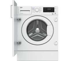 washer dryer black friday deals buy beko wdix8543100 integrated washer dryer white free