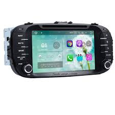 8 inch 2014 kia soul android 7 1 gps radio bluetooth dvd player hd