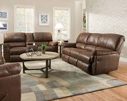 Leather Reclining Sofas And Loveseats by Brown Leather Reclining Sofa And Loveseat Radiovannes Com