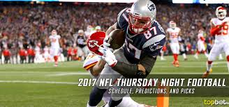 thanksgiving tv football schedule thursday night football schedule u2014 latest news images and photos