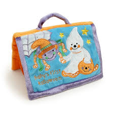 Photo Albums For Babies Baby U0027s First Halloween Soft Photo Album