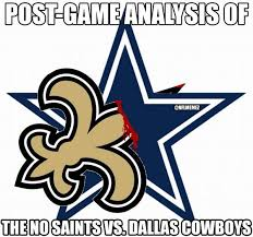 New Orleans Saints Memes - nfl memes on twitter post game analysis of the new orleans saints
