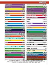 2011 auto meter hp catalog w links