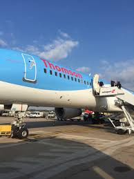757 Seat Map Thomson Airways Seat Reviews Skytrax