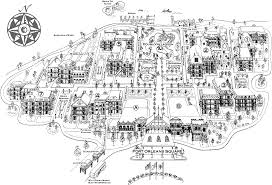 Map Of Plantation Florida by Port Orleans History