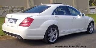 mercedes s500 amg for sale mercedes s class s500 amg sports specs in south africa cars