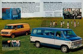 1979 nomad u0026 sportvan vannin u0027 gm pinterest
