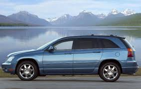 2008 chrysler pacifica information and photos zombiedrive