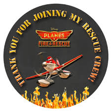 disney planes fire rescue movie cupcake toppers birthday party