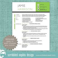 Free Resume Templates For Teachers The 25 Best Teacher Resume Template Ideas On Pinterest Resume