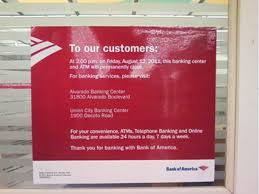 bank of america closes lucky supermarket location union city ca