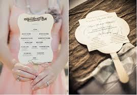 wedding ceremony program sle program fans for wedding ceremony wedding definition ideas
