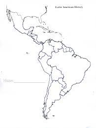 latin america map worksheet worksheets