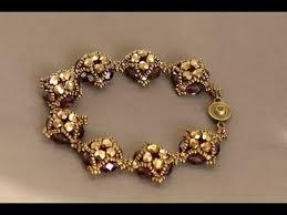 Handmade Seed Beaded Gold Plated Sidonia U0027s Handmade Jewelry Little Dots Beaded Bracelet