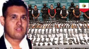 gulf cartel mexican drug cartel bust police arrest los zetas leader omar