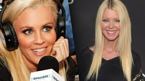 tara reid and jenny mccarthy have the most awkward shade filled