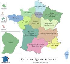 France Regions Map by France U0027s Urban Areas Projects U0026 Developments Skyscraperpage Forum