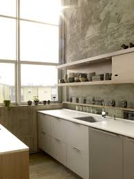 kitchen of the week a modern live work kitchen for an oakland