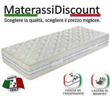 materasso eliocell materasso eliocell in vendita casa arredamento e bricolage ebay