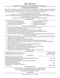 real estate resumes real estate resume templates free real estate resume for new agents