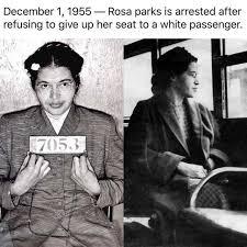 Rosa Parks Meme - dopl3r com memes december 1 1955 rosa parks is arrested